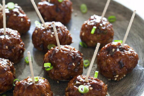 meatball lollipops kids menu